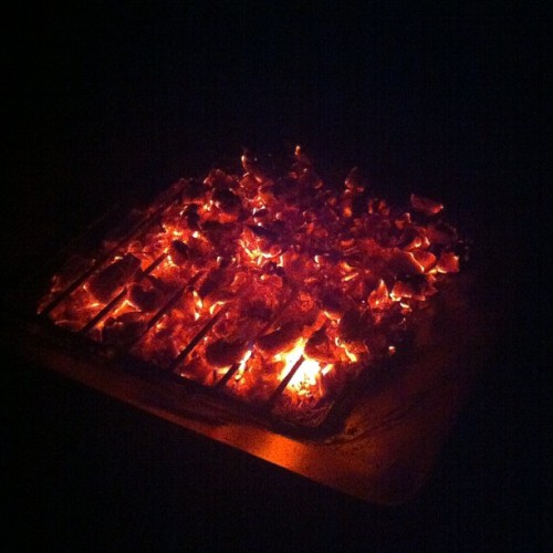 ending embers (Taken with Instagram)