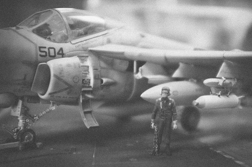 The world of the miniature military in macro. Photographer: Lynn Lane (me) *shot on my Fuji X100