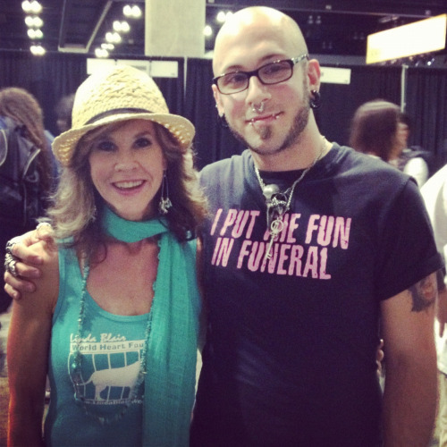 9-15-12: Linda Blair is so tiny. I don't know how all those demons fit in such a small person.