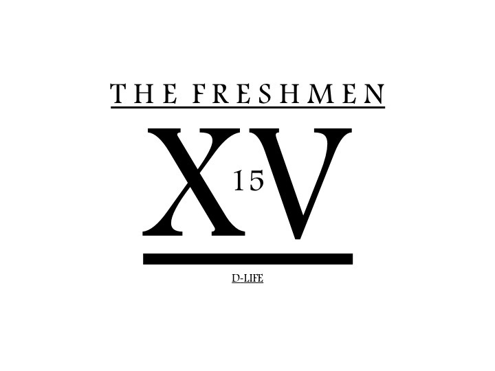 dariclife:  Its here. The Freshmen 15 D-Life DOWNLOAD NOW! http://limelinx.com/cf399