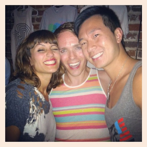 Yay! @Dragonette! Great show! (Taken with Instagram at Black Cat)