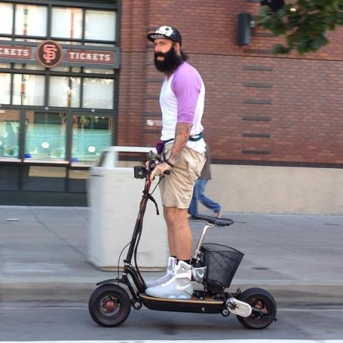 Brian Wilson has finally built a time machine.