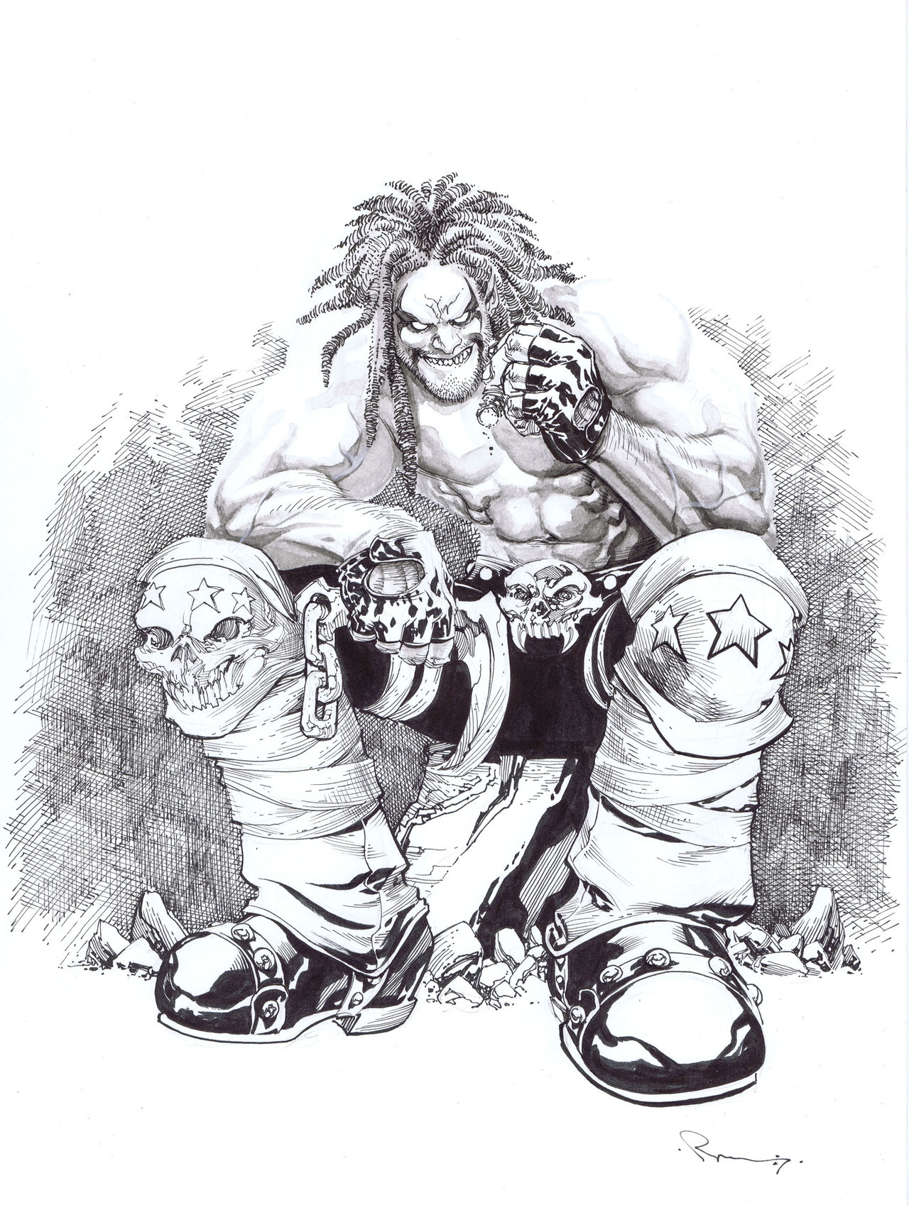 Lobo by Tom Raney