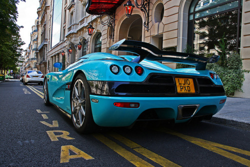 "eagl3:  CCXR ""Special One"" (By Florian photography)"