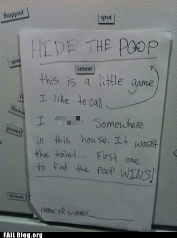 The Poop Game #LOL