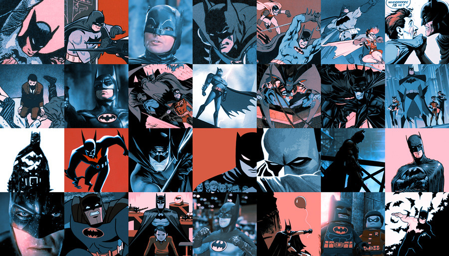 Some of my favorite Batmans.