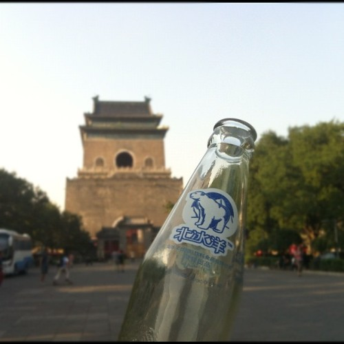 使用 Instagram 拍摄于 钟楼 The Bell Tower