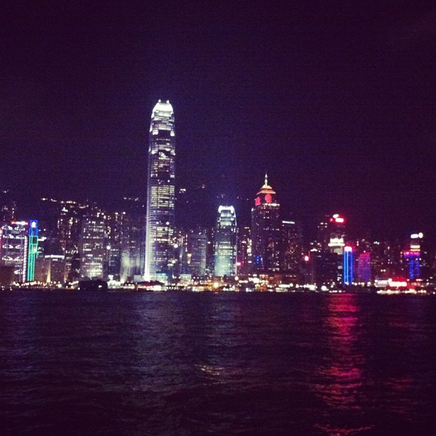 #hongkong (Taken with Instagram)