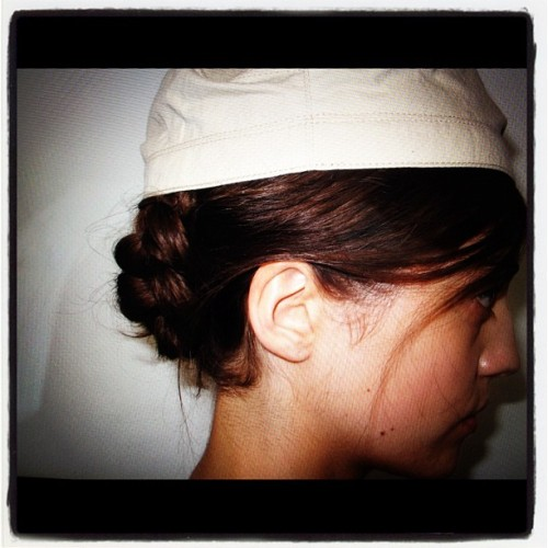 Margaret Howell S/S13 side view…. (Taken with Instagram)