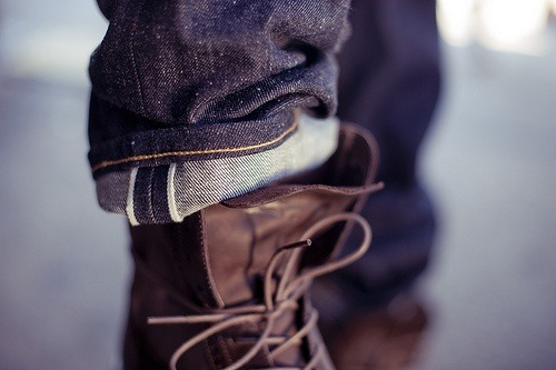 Depth of field and selvedge. Nice.