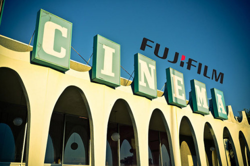 "A very ""sad sign of the times"", Fujifilm announces it will stop making film for the cinema industry less than a month after Kodak announced the sale of it's photographic business. Click through for details."