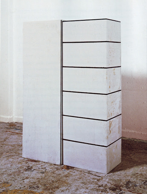 rust-neversleeps:   Rachel WhitereadUntitled (Wardrobe)1994