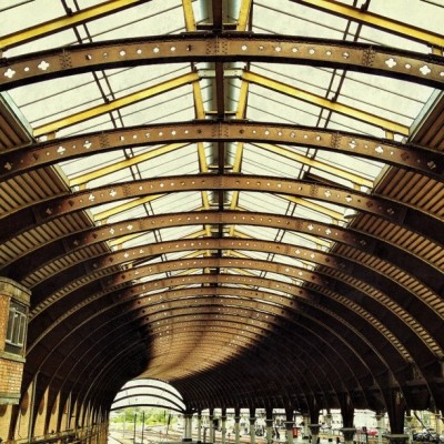 Why is York so nice? #york #train #station #building #architecture #instagood #instagreat #jj_forums #instagramdaily #instafamous #igers #ipopyou  #iphonesia #webstagram #bestoftheday  #ahahahaCheah #igdaily #tweegram  #instamood #photooftheday #ignation #igaddict #primeshots #instadaily #instagram_underdogs  (Taken with Instagram at York Railway Station (YRK))