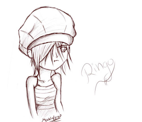 Yay~ my first tablet drawing ever. :< i am so proudd