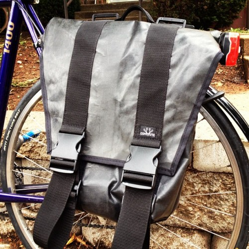 #Pannier #bag #weatherproof #fb (Taken with Instagram)