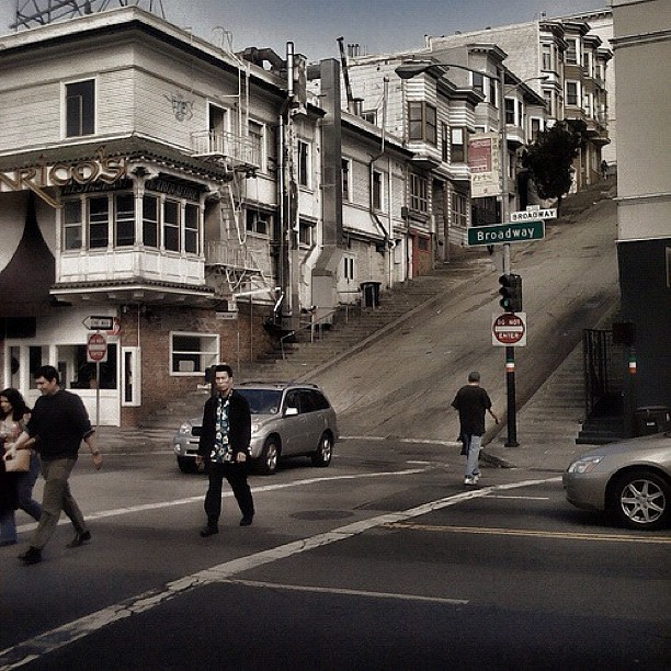 North Beach, San Francisco (Taken with Instagram)