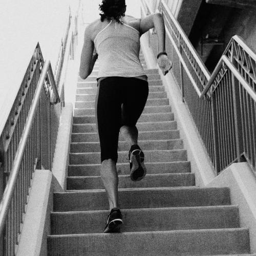 Running stairs isn't fun. Neither are the toughest miles of a marathon. But if you do the first, the second will come a lot easier—prepping your legs and your mind for the tough stretches you'll see on race day. Nike Running