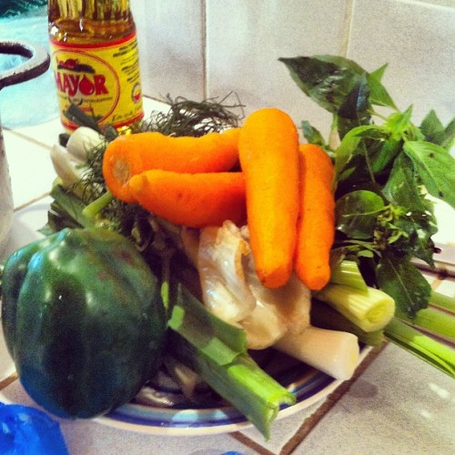 Veggies. (Taken with Instagram at logbessou)