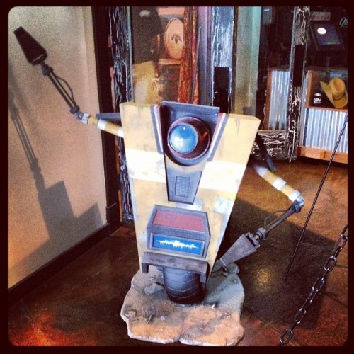 Claptrap (Taken with Instagram)