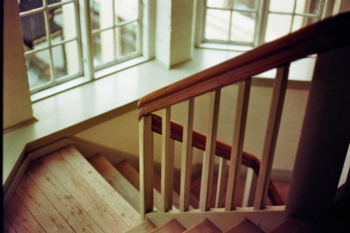 emotional staircase