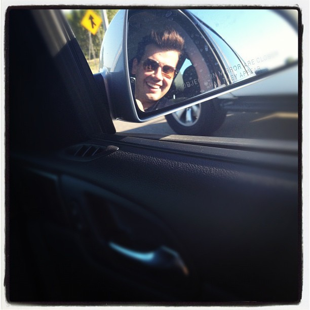 Objects in mirror. - @brameaka- #webstagram
