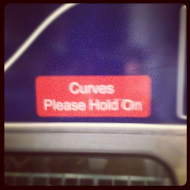 Minnesota Airport Tram sign or Poison Album title? - @brameaka- #webstagram