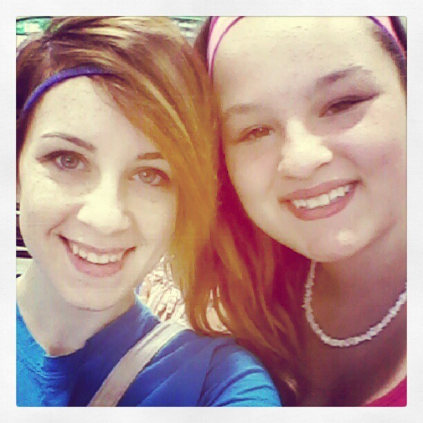 shopping for countertops with @kaleigh_15  (Taken with Instagram)