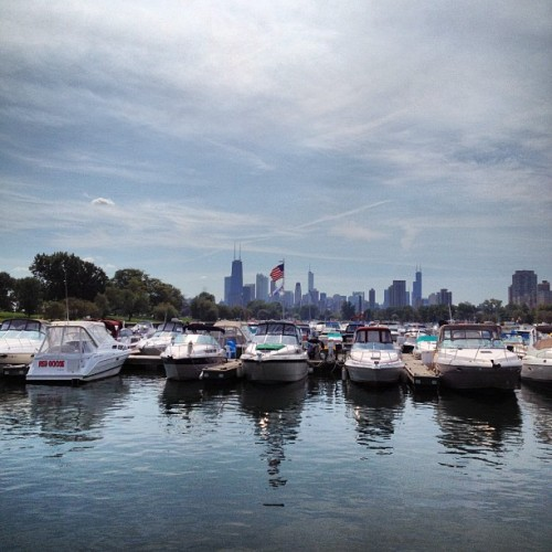 Marina.  (Taken with Instagram)