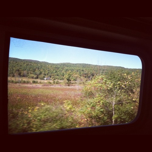 Even more Adirondacks.  (Taken with Instagram)