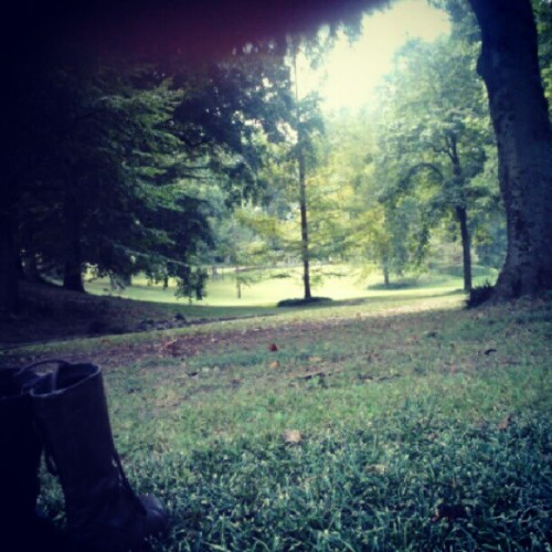 Winn park. Midtown, atlanta. (Taken with Instagram)