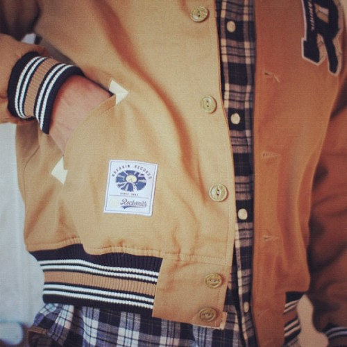 Fall 12. #rocksmith ninjas varsity. #Ochre Duck Canvas. #style  (Taken with Instagram)