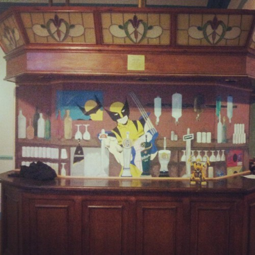 Banter studio's bar. Ard.  (Taken with Instagram)