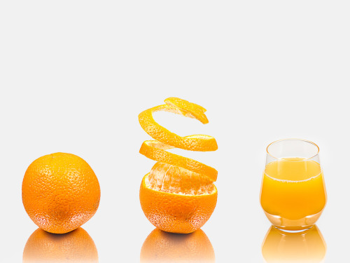 Orange Juice (by Gert Lavsen)