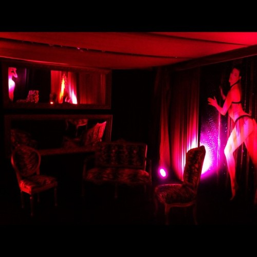 Crazy Horse London. Our home for the next 3 months.  (Taken with Instagram at Crazy Horse)