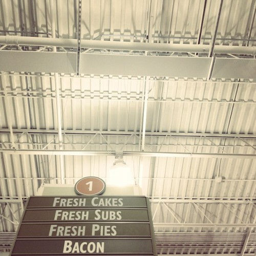 #bacon (Taken with Instagram)