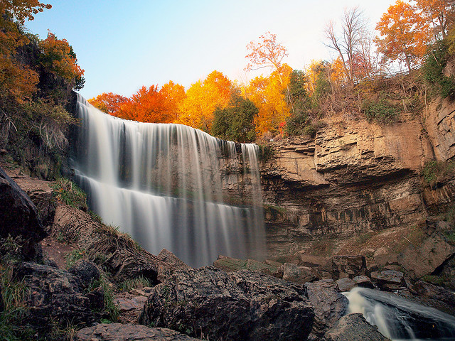 websters falls revisited by paul bica on Flickr.