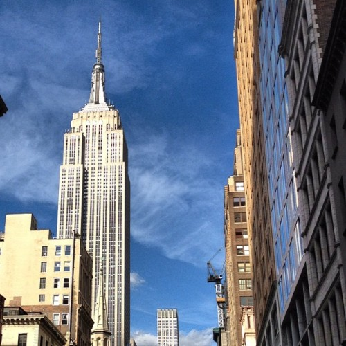 #nyc #concretejungle (Taken with Instagram)