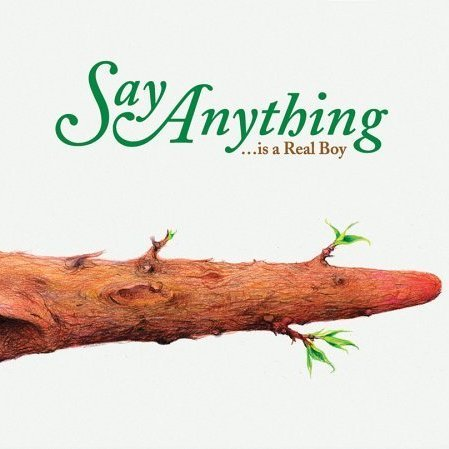Say Anything - The Writhing South