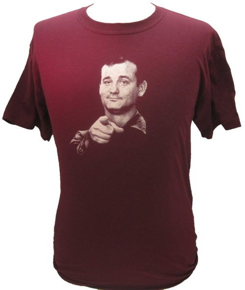 """Stripes"" era Bill Murray (via Coast City Shirts)"