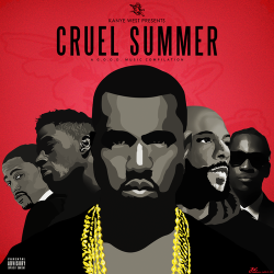 itbemaxv:  If you haven't downloaded G.O.O.D Music's Cruel Summer yet. You don't know what you're missing. So do yourself a favor and go download this project ASAP!