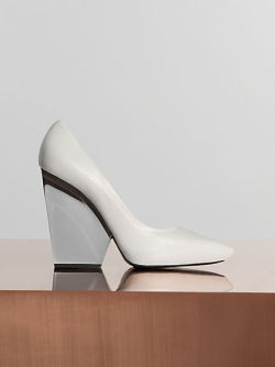 Celine wedge pump