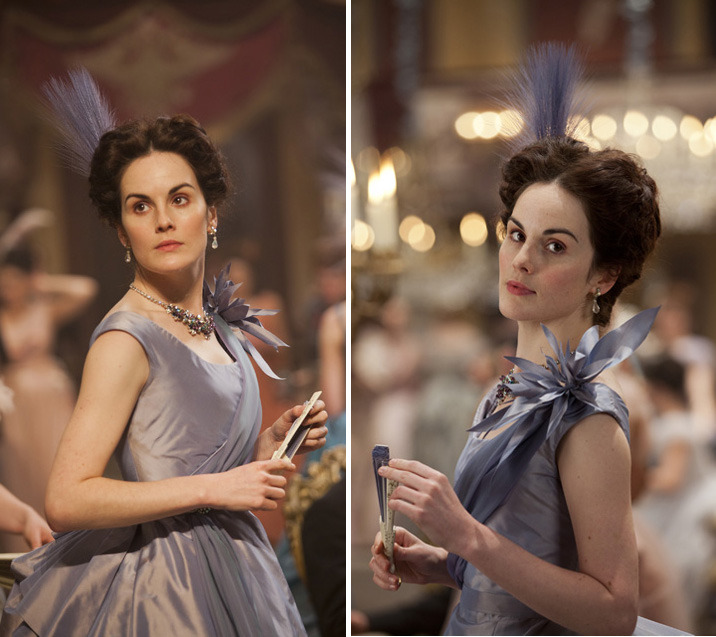 suicideblonde:  Michelle Dockery in Anna Karenina