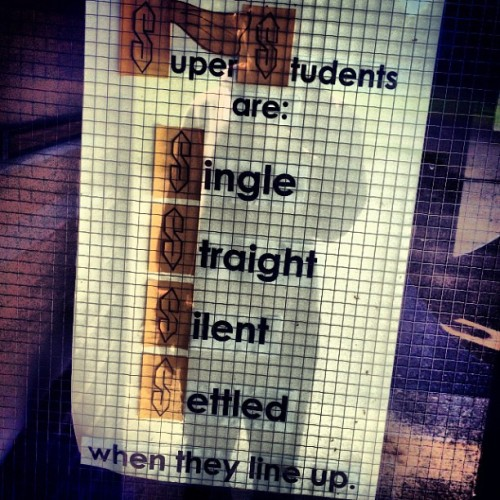 #silly #students (Taken with Instagram)