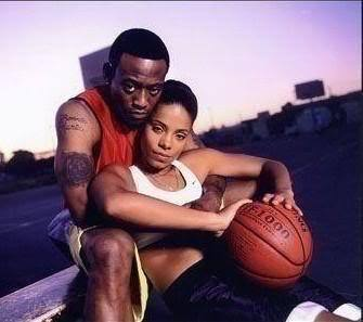 cheetahbullet:  love and basketball new episode forget love and hip hop lol
