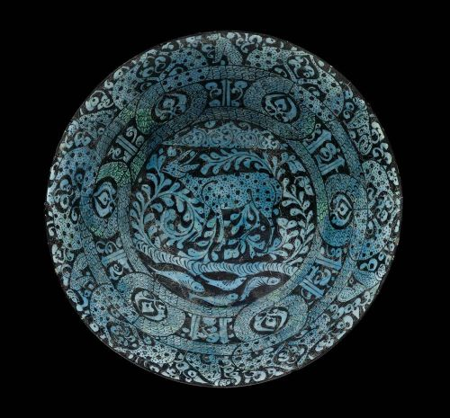 taf-art:  Bowl (13th Century). Persian.