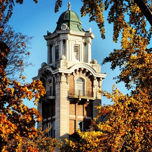Campus is changing for the Fall. (via Photo by syracuseu • Instagram)