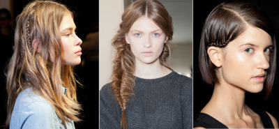NYFW Spring 2013 Beauty: The Braids Endure