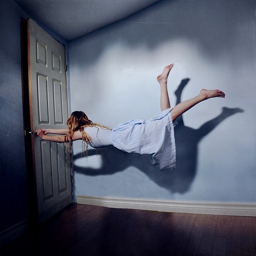 hi-elephants:  Gravity Defying Pictures – Conceptual Photography on We Heart It. http://weheartit.com/entry/36022529