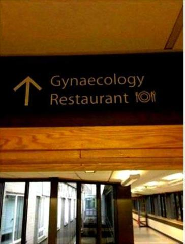 It's a restaurant for men who like to eat out
