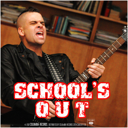 3x18 Choke | School's Out Alternative Episodic Still Cover